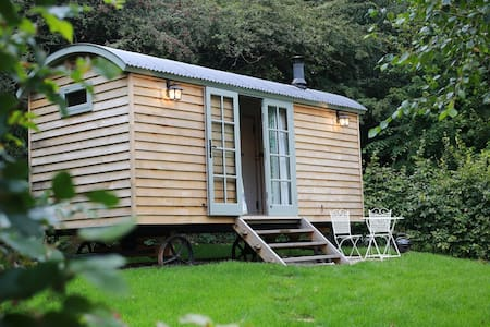Melody Farm Shepherds Huts - Juniper - Pondok