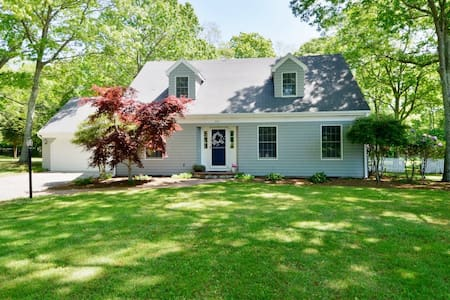 Charming North Fork Cape - East Marion - Hus