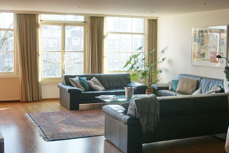 Penthouse on the Canal - Amsterdam - Apartment