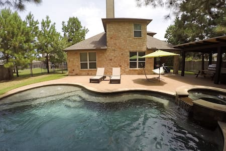 Great Home in the Woodlands!!! - House