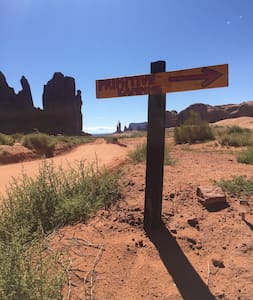 Primitive Camping - Oljato-Monument Valley - Tent