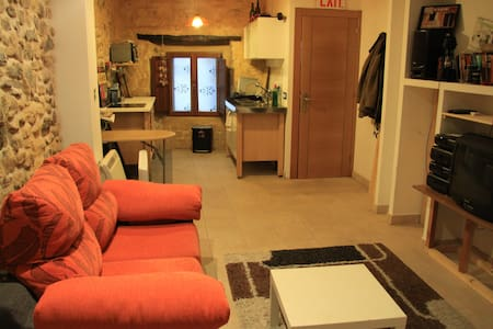 Pequeño estudio en Cimadevilla - Apartment