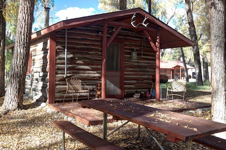 Summer Song Cabin, Buena Vista CO#9 - Buena Vista - Blockhütte