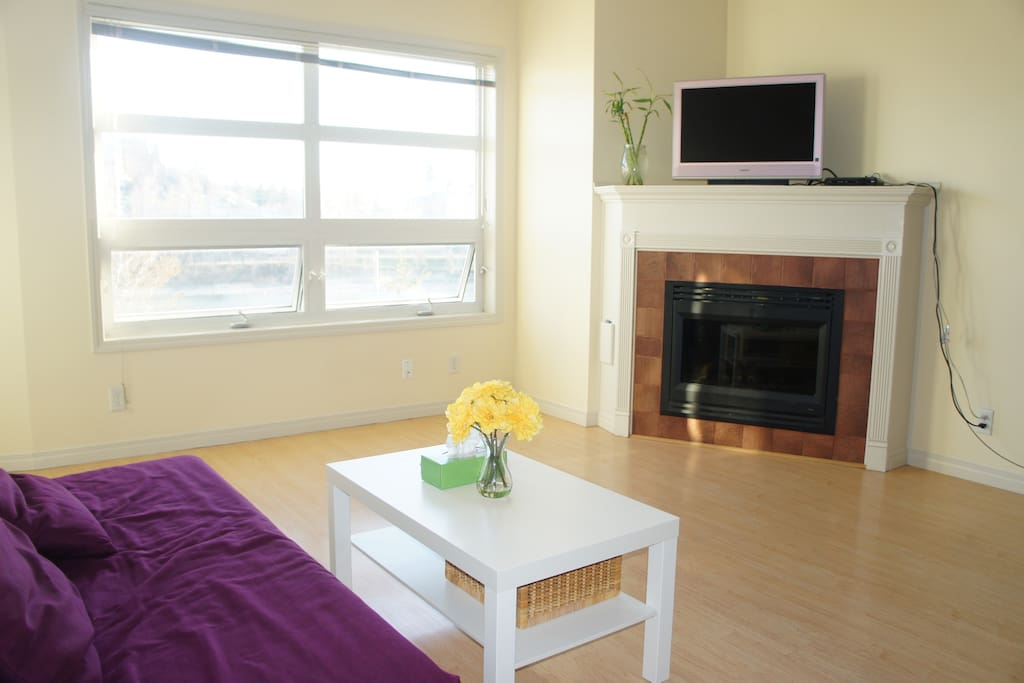 2 bedroom Downtown River Front