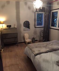 chambre privée dans grand appartement - Le Havre - Apartment