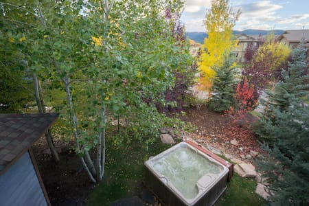 Teton Valley Home with Hot Tub - Victor