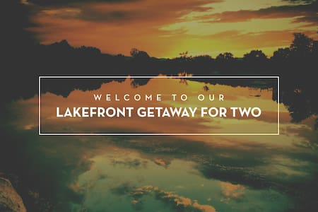 Lakefront Getaway for Two - Fort Collins - Haus