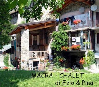 MACRA Alpi Cuneo - RELAX  SLOW FOOD - Macra