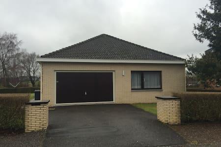 Mooie huis met grote tuin - Chaudfontaine - Hus