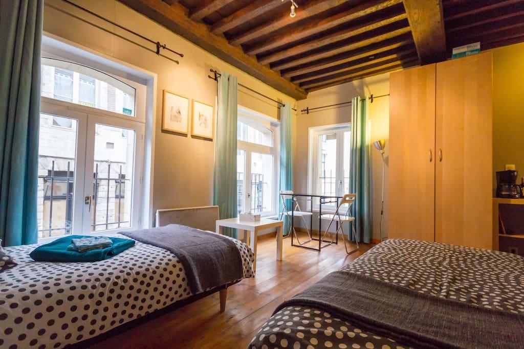 studio bettignies appartements louer lille. Black Bedroom Furniture Sets. Home Design Ideas