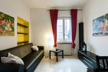 4min to Central Station wifi x4you! - Milaan - Appartement