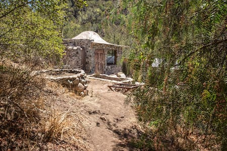 Topanga Mountain Sanctuary - Topanga - Hus