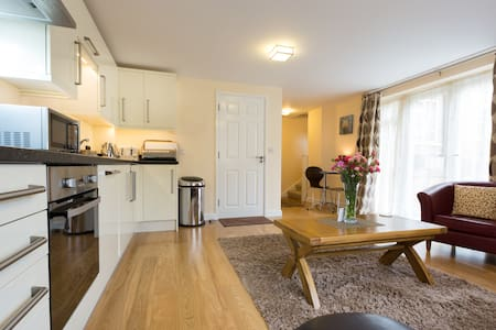 LUXURY MODERN 1 BED APARTMENT - Oxford