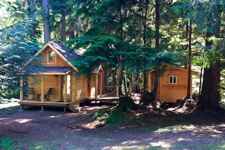 Eco-Friendly Tiny House - Vashon - Mökki