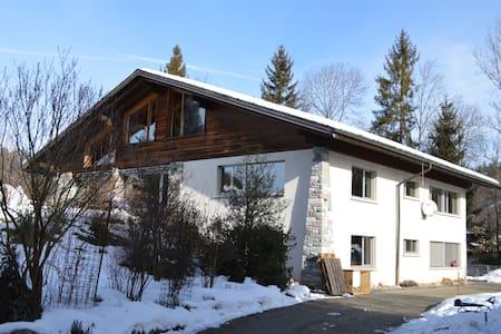 Doppelzimmer / Doubleroom - Langnau im Emmental - Bed & Breakfast