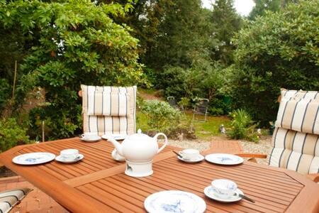 Gemütliches Ferienhaus am Wald - Berumbur