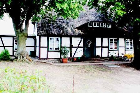 beautiful farmhouse in Nationalpark - Kargow - House