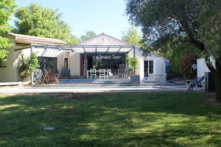 GARD,Porte des Cévennes,Ales,Anduze - Villa