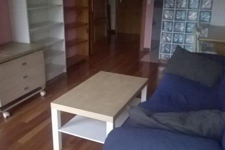 """apartamento frente al hotel """"Los astures"""" - Oviedo - Appartement"""