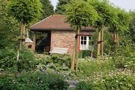 vakantiehuisje in kleinschalig park - Geulle - Zomerhuis/Cottage