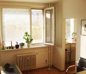 Cozy & Sunny Apartment near city center - Bratislava - Apartment