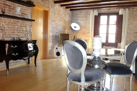 SUNNY • 2BDR • Luxury • Heart • Gotico • Level 5★ - Barcelona - Apartment