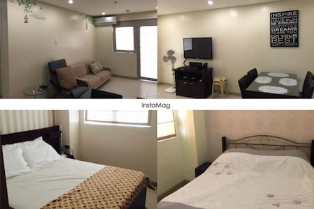 2BR Cozy Spacious Condo w/ Parking - Cebu  - Apartamento