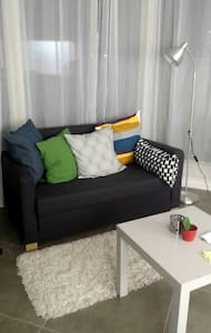 Boutique city centre studio flat
