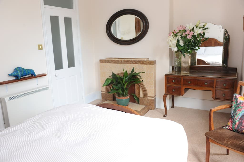 Your bedroom has its own private ensuite
