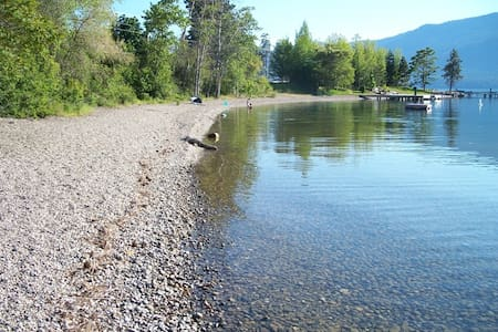 Beach Front / Heart of the Okanagan