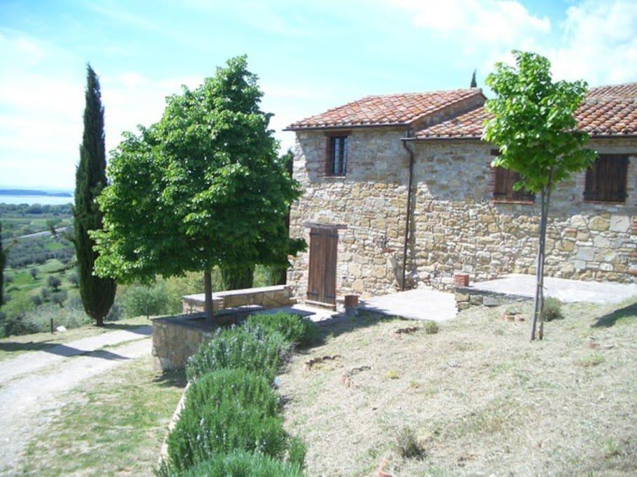 Monteluce - Mulino Passignano