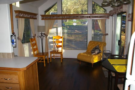 Tiny House at Carmel Lavender - Carmel Valley - Chatka