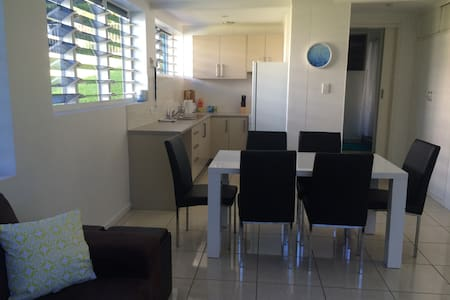 2 Bdrm flat near Wake & Aqua park - Mount Pleasant - Apartment