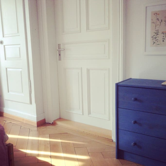20m2 room in the heart of Zurich