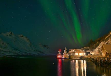 Ersfjordbotn Brygge - Apartamento
