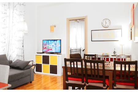 Smart Apartment in City Centre - Appartement