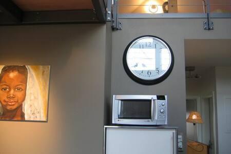 Seeblick Wohnung auf 2 Etagen, 2 SZ - Pleinfeld - Apartment