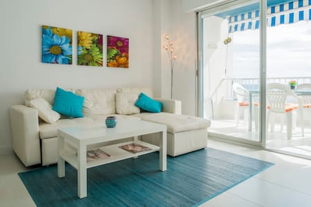 Apt with great views of the sea - Apartment