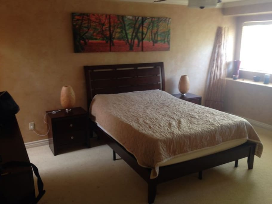 Master bedroom bath across cbs houses for rent in los angeles Master bedroom clementi rent