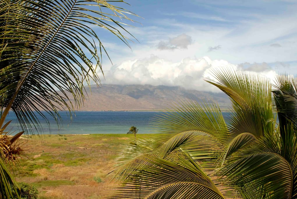 Ocean and West Maui Views from our Kauhale Makai  #606