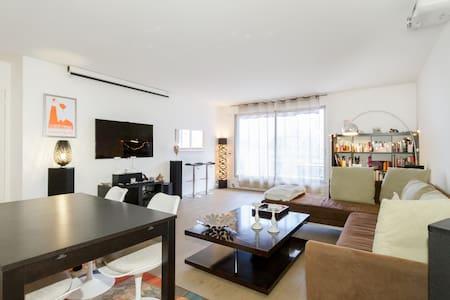 Modern Parisian Apartment
