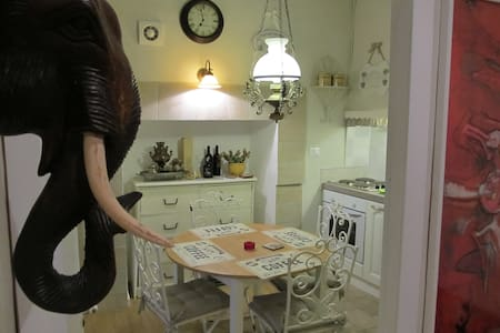 Charm & tranquillity in the heart of Perugia - Perugia - Apartment