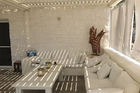 Villa in Ambelas, Paros. - Ampelas