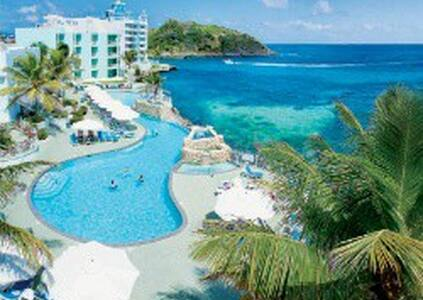 3 Bedroom Gorgeous Getaway in St. Maarten - Társasház