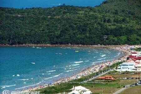 Quarto aconchegante pertinho da praia - Governador Celso Ramos - Rumah