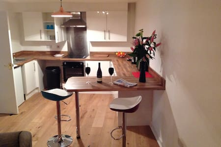 """Bergen"" 1  Bedroom Apartment - Appartement"