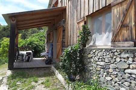 Maison indépendante en montagne - Auzet - Haus