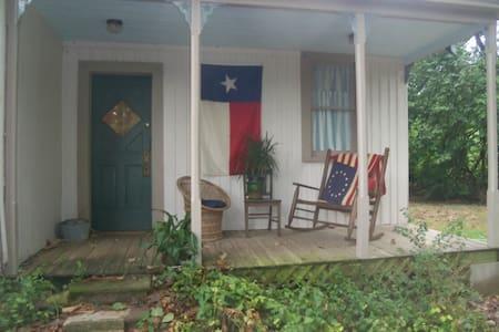 Texas Gothic - Mexia - House