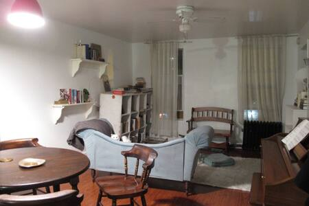 Nice room in nice apartment + area