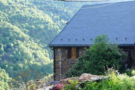 Casa aranesa con vistas al Aneto - Casa